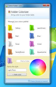 Folder Colorizer 2